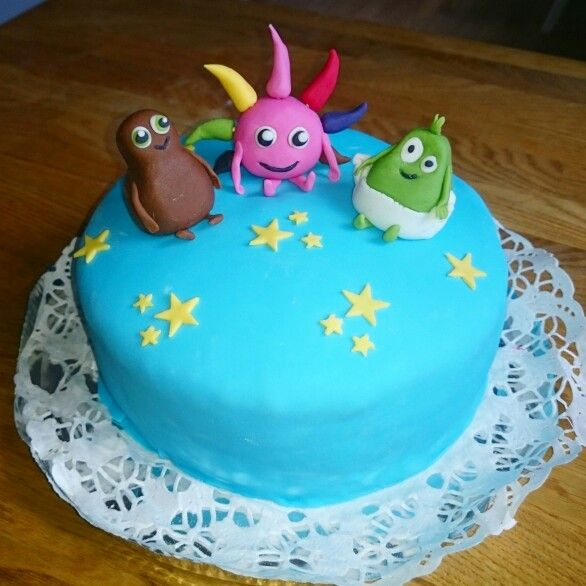 Babblarna tårta