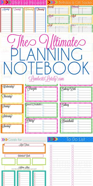 772 best Small business images on Pinterest Planners, Business - meeting list template