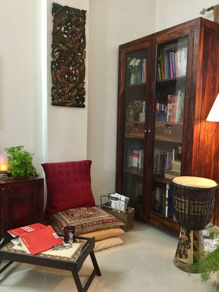 Reading Corner Indianhomedecor Home Library Design Nook Decor Indian Home Decor