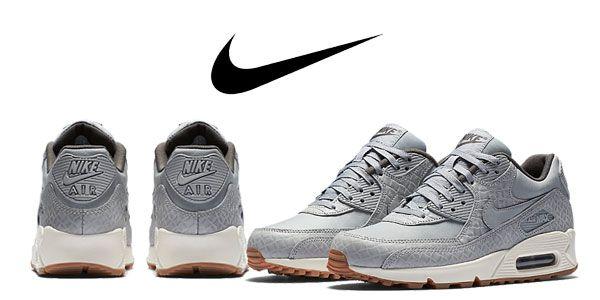 ¡PRECIO MÍNIMO! Zapatillas Nike Air Max 90 Premium para mujer solo 81,19€ ¡Envío gratis!  ¿Buscas unas zapatillas deportivas baratas? Consigue aquí lasZapatillas Nike Air Max 90 Premium Si estabas pensando en cambiar tus zapatillas de entrenamiento porque las que tienes están ya destrozadas, o simplemente quieres hacer un buen regalo, no quites ojo de la pantalla porque hemos...