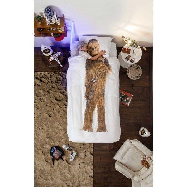 Snurk Chewbacca Bettwäsche 135x200 (Limited Edition)   https://www.flinders.de/snurk-chewbacca-bettwaesche-135x200-limited-edition