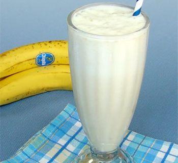 Milkshake alla banana
