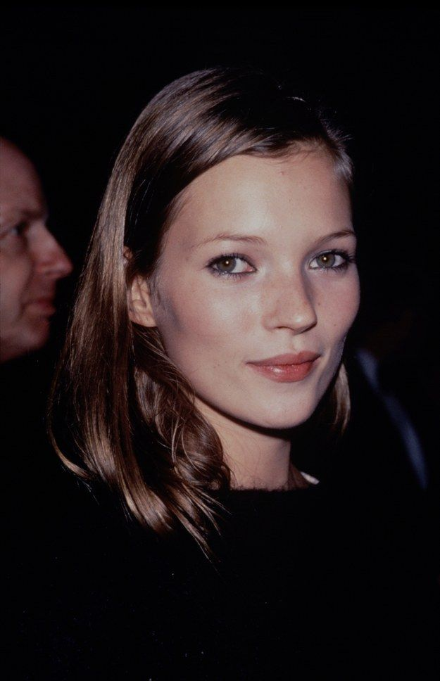 You have to admit, when you think of '90s supermodels only one name comes to mind: KATE MOSS. | Reminder: Kate Moss Was The Coolest Girl Of The '90s