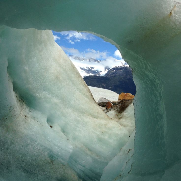Glaciar exploradores, Patagonia chilena