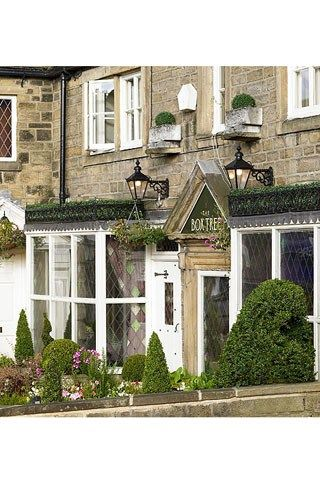 The Box Tree Restaurant, Yorkshire