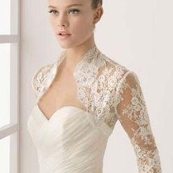 lace bridal shrugs | 20996 agape Beautiful Lace Wedding Shrugs!