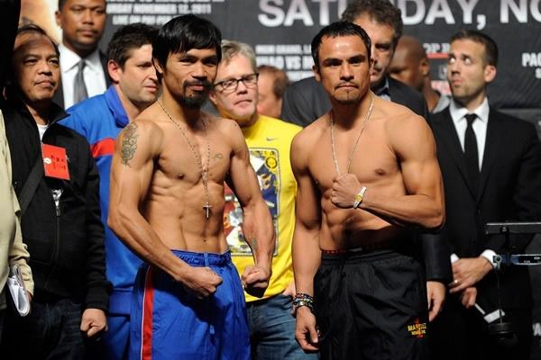 Deportivoros: Pacquiao vs Márquez: Llegó la hora de la verdad http://deportivoros.blogspot.com/2011/11/pacquiao-vs-marquez-llego-la-hora-de-la.html