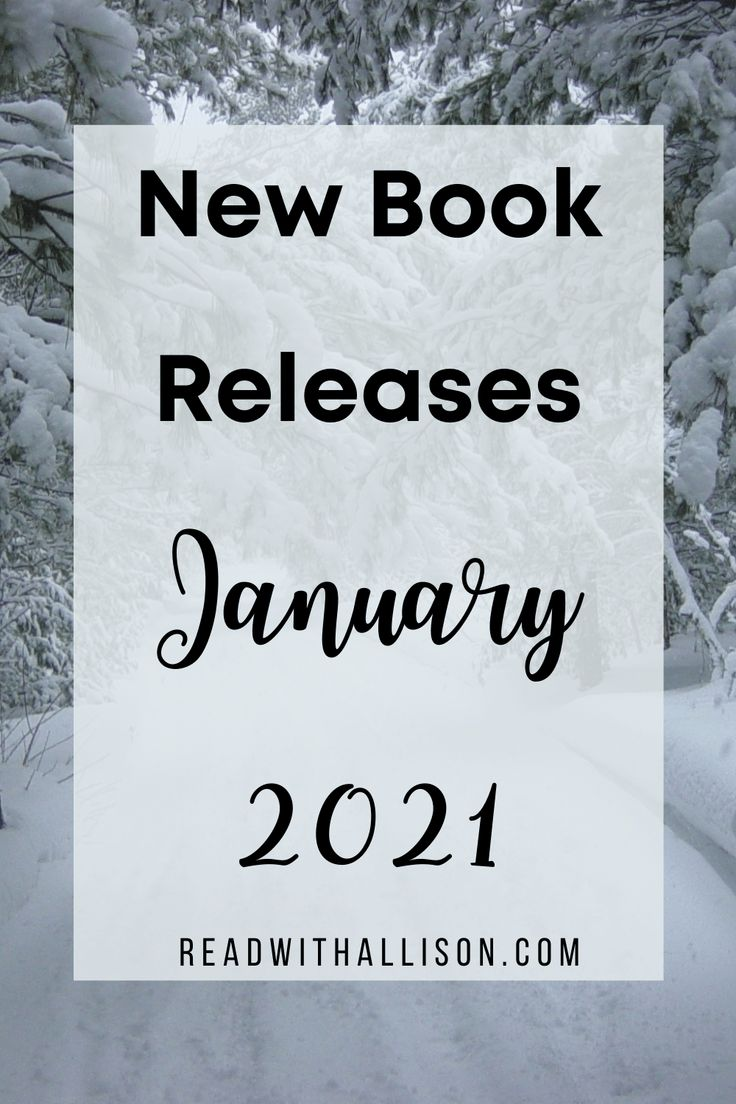January 2021 new book releases in 2021 book release