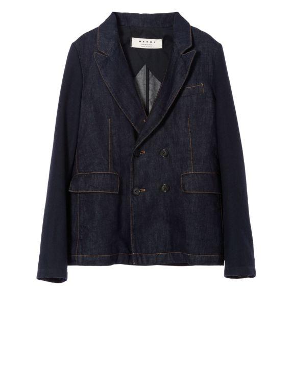Denim jacket Women Marni - Shop the official Virtual Store