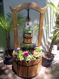 image result for como hacer fuentes de agua decorativas