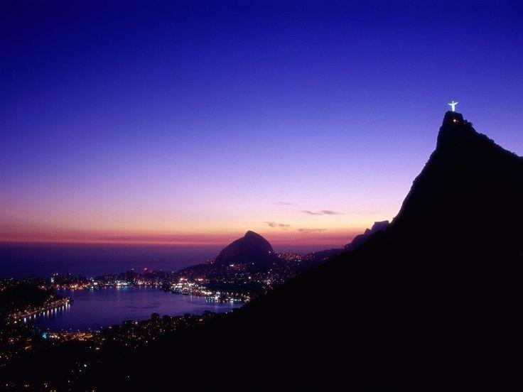 Rio, linda cidade.