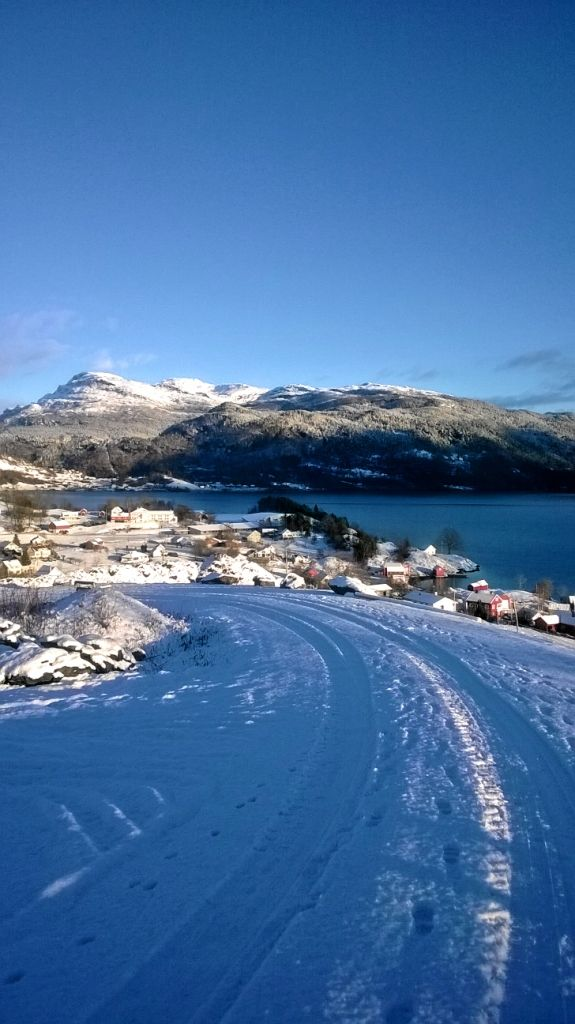 Norway during Winter Time