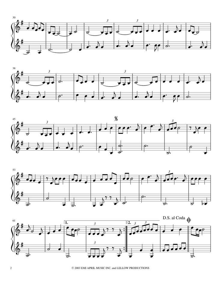 All Music Chords if i ain t got you sheet music : 107 besten muziek Bilder auf Pinterest | Notenblätter, Musicals ...