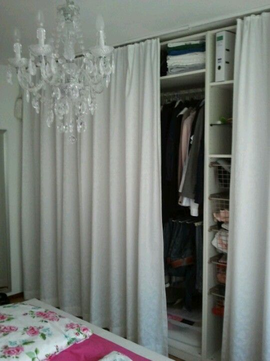 Ikea Malm Bett Zu Verschenken ~ Ikea curtains, Wardrobes and Ikea on Pinterest