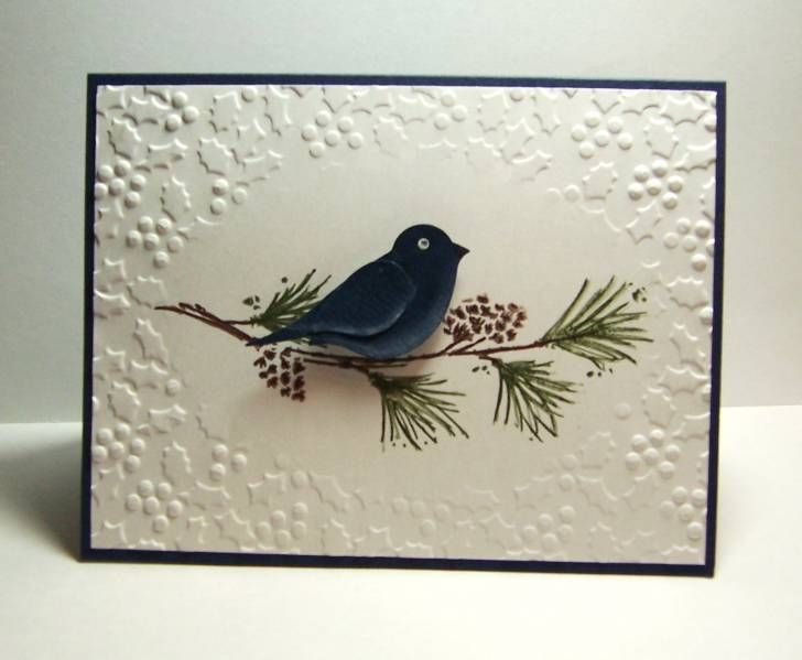 SU Bird Punch #12 by jandjccc - Cards and Paper Crafts at Splitcoaststampers