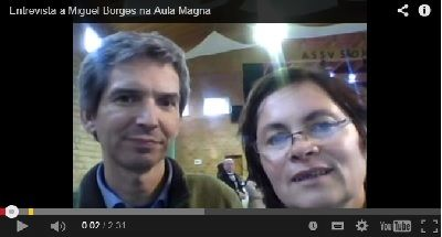 Entrevista a Miguel Borges