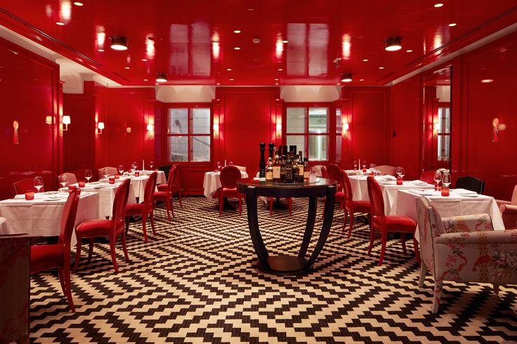 Casino Vienna, carpet design by architect Michael Manzenreiter
