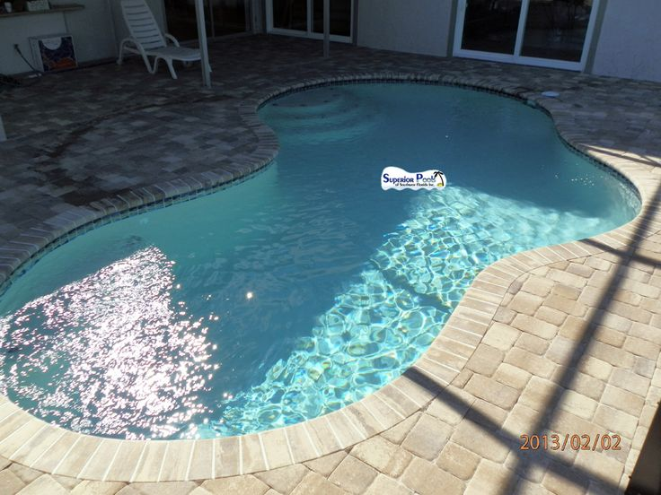 19 best images about inground pools on pinterest for Pool design basics