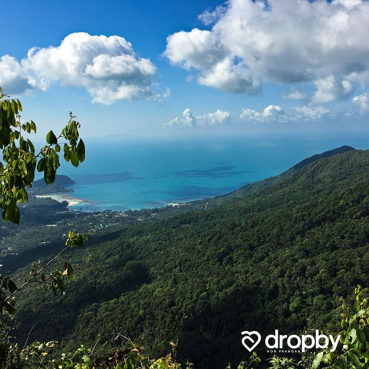 Khao Ra - offering the most spectacular viewpoint on the island.