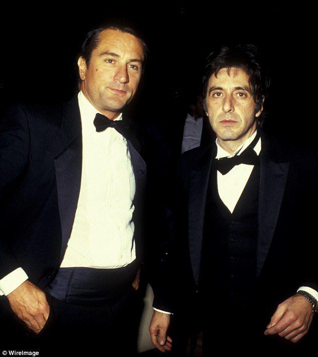 Robert De Niro Wears Massive Shoe Lifts Filming The Irishman In