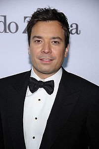 Jimmy Fallon - actor, musician, singer, comedian, TV host, seemingly all-around nice guy.