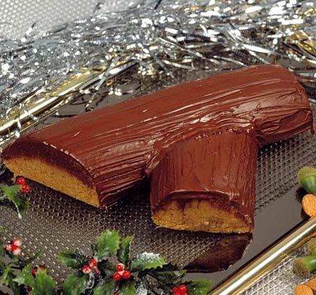 Tronco de Natal (4 receitas) | ReceitaseMenus.net