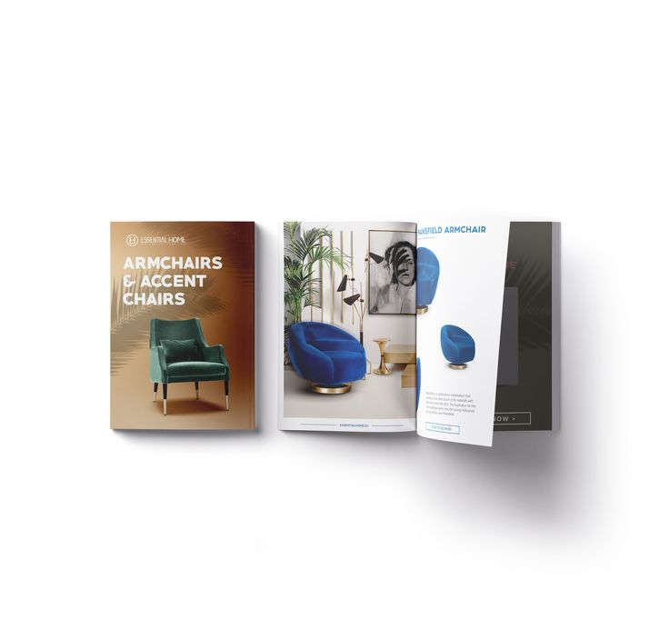 Get your inspiration from this amazing ebook! From Dining Rooms to Armchairs & Accent Chairs, here you can find the best interior design inspiration for your interior project!