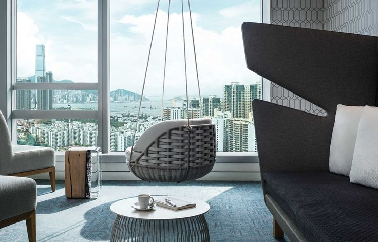 Bolon flooring in the Cordis Hotel in Hong Kong, China