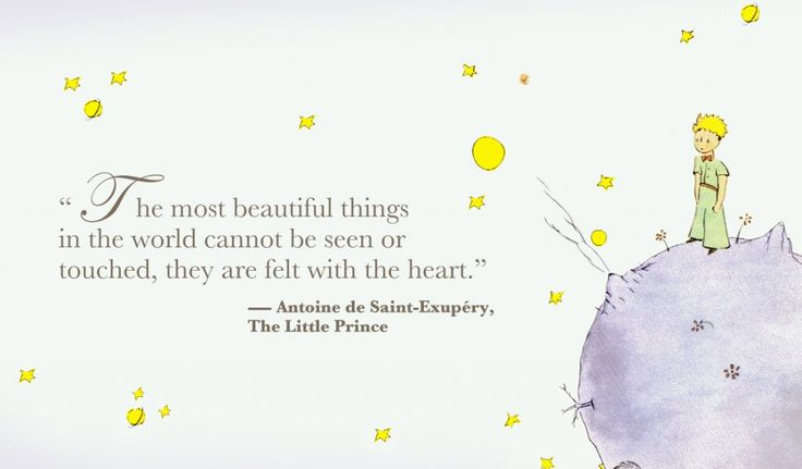 Image result for little prince quotes