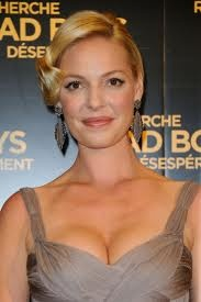 """Katherine Heigl -- (11/24/1978-??). Actress & Producer. Movies -- """"My Father the Hero"""" as Nicole, """"Under Siege 2: Dark Territory"""" as Sarah Ryback, """"Wish Upon a Star"""" as Alexia Wheaton, """"Prince Valiant"""" as Princess Ilene, """"Bug Buster"""" as Shannon Griffin, """"100 Girls"""" as Arlene, """"Side Effects"""" as Karly Hert/Lips 2, """"The Ringer"""" as Lynn Sheridan, """"Knocked Up"""" as Alison Scott, """"Killers"""" as Jen Kornfeldt, """"Life as We Know It"""" as Holly Berenson and """"One For the Money"""" as Stephanie Plum,"""