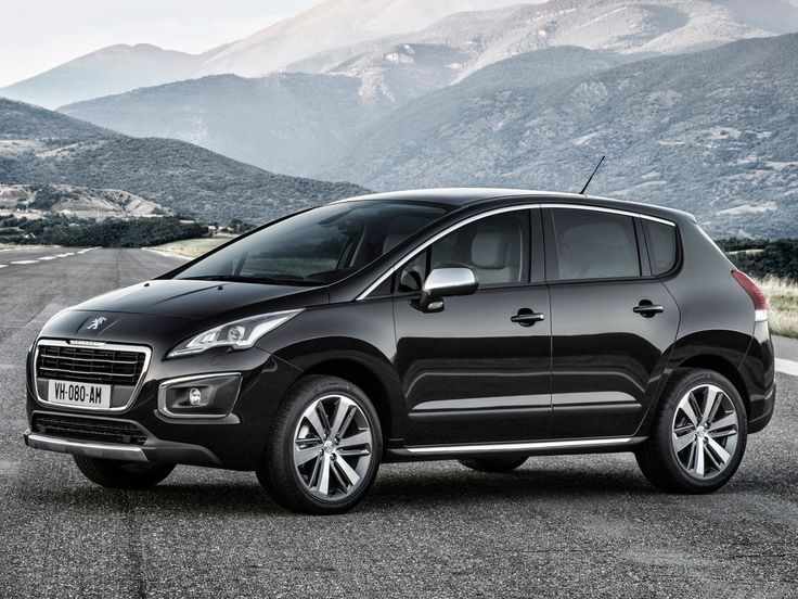 NotiAutos.com: Peugeot 3008 1.6  2014