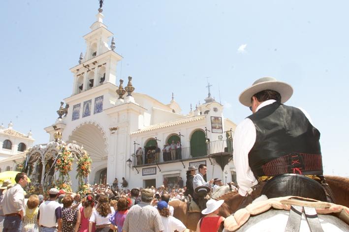 Romería del Rocío, Huelva