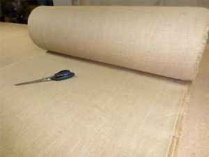 "HESSIAN FABRIC - 72"" wide - 10oz - Upholstery, Weddings, Gardening, Crafts, Jute"