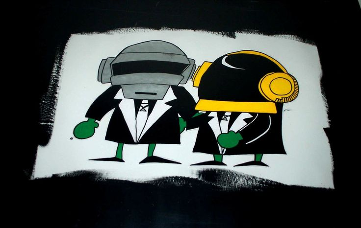 Daft_Punk_Zombi Random Access_National Zombi