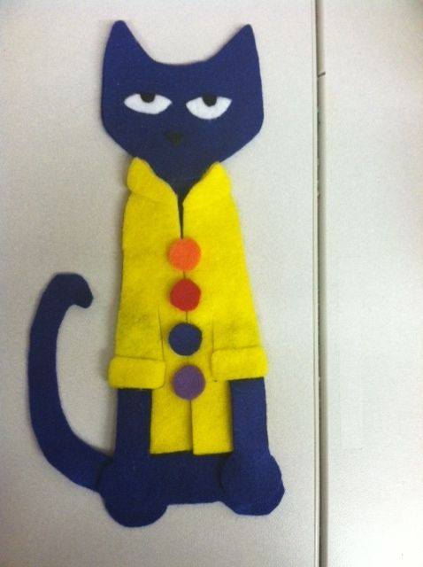 Storytiming: Pete the Cat and His Four Groovy Buttons ( we LOVE this book)