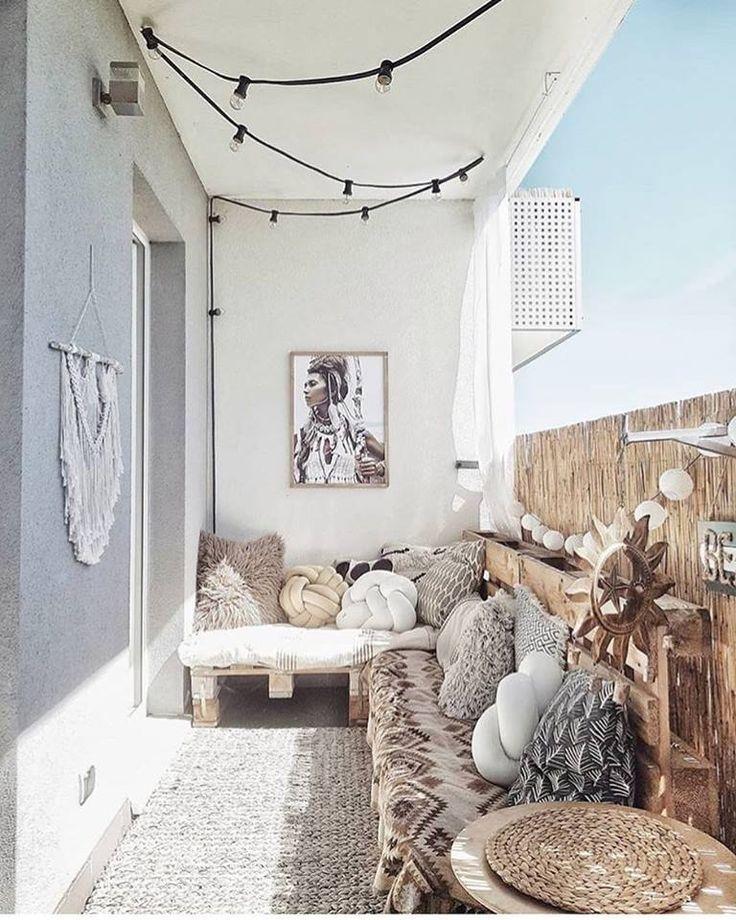Garten # entspannen # lounge # interiorideas # design # möbel # déco # interior # möbel # einrichtungsgegenstände # diydéco # diydeco – İpek