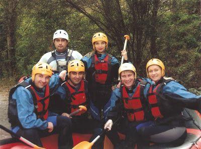 Sort - Rafting