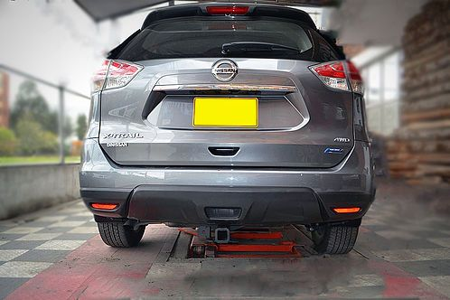 Carpa Plana, Plegable, Cubierta Retráctil o la nueva Cubierta Enrollable para Nissan / Frontier. Tiros de Arrastre, Remolques y Portabicicletas.