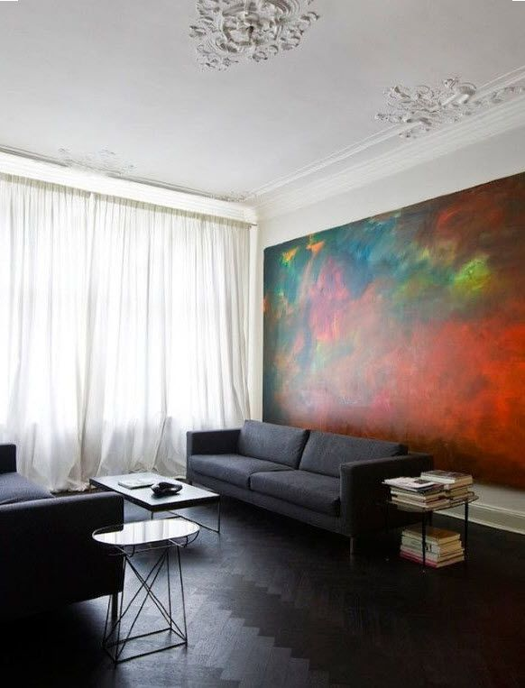 Huge Abstract Painting