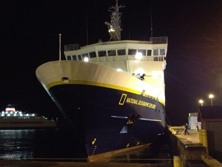 National Geographic Explorer ( @Karen Lindblad Expeditions )  aux Iles de la Madeleine - September 11th 2013