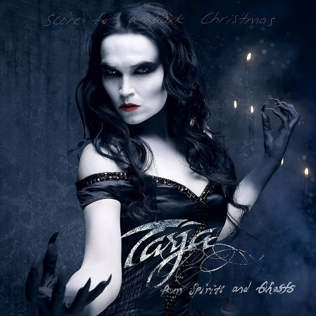 """Heavy Metal Music & More  : Tarja Turunen """"From Spirits And Ghosts (Score For ..."""