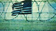 "New artwork for sale! - "" American Flag Usa Barded Wire  by PixBreak Art "" - http://ift.tt/2m7nmab"