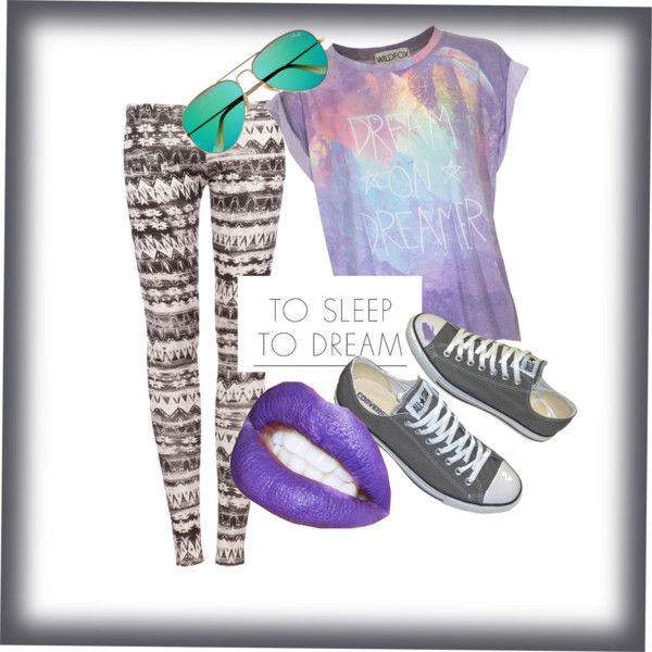"""""""The Down to Earth Dreamer"""" by sarahisfashion on Polyvore"""