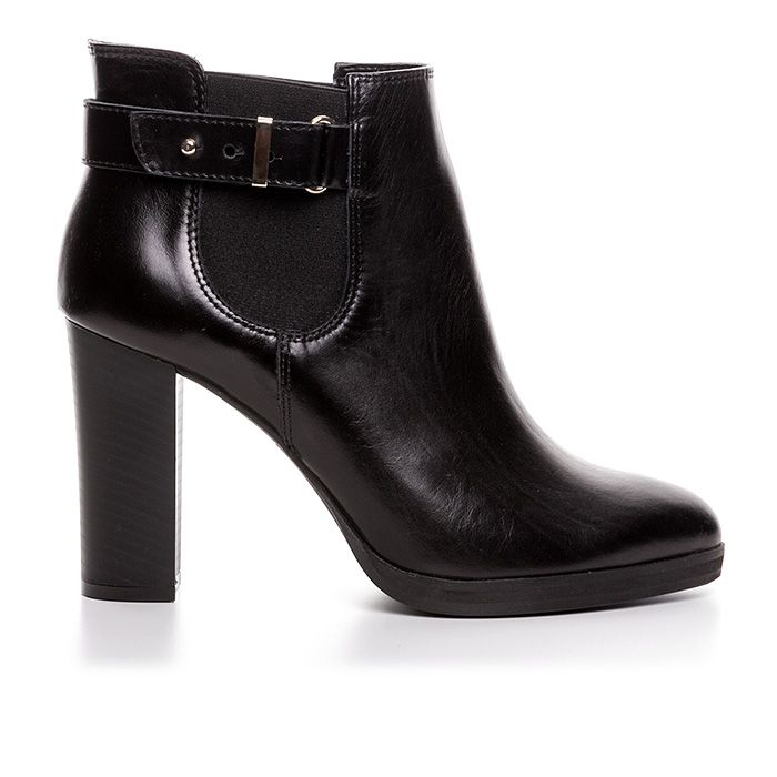 80211_BLACK LEATHER www.mourtzi.com #mourtzi #leather #booties #ankleboots #wearblack #shoetrends #mourtzishoes #greekdesigners