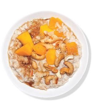 These easy, inventive hot-cereal upgrades will give you new reasons to rise and shine.