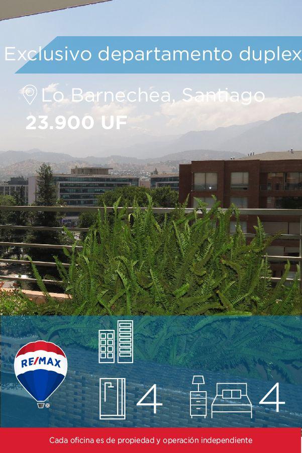 [#Departamento en #Venta] - Oportunidad! Exclusivo Depto Duplex Del Candil 🛏: 4 🚿: 4  👉🏼 http://www.remax.cl/1028037031-53 #propiedades #inmuebles #bienesraices #bienesraiceschile #inmobiliaria #agenteinmobiliario #exclusividad #asesores #construcción #vivienda #realestate #invertir #REMAX #Broker #inversionistas #arquitectos #venta #arriendo #casa #departamento #oficina #chile