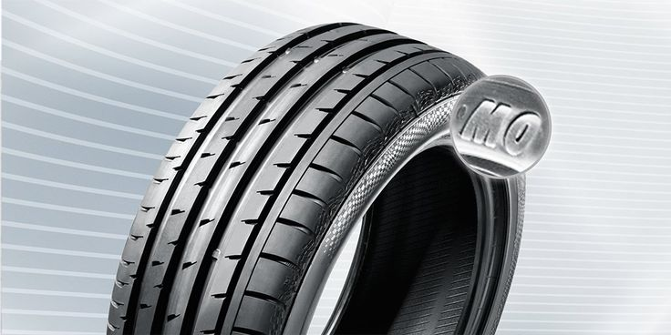 April showers can bring wet roads. That's why Genuine Mercedes-Benz MO Tires are made for optimal control and stopping power.