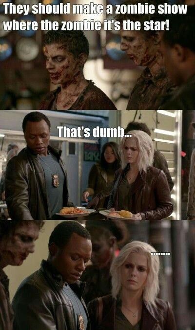 "#iZombie 2x10 ""Method Head"""