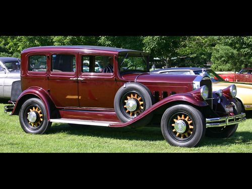 1931 Pierce-Arrow sedan...Brought to you by #House of #InsuranceEugeneOregon