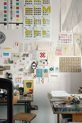 Karel Martens Studio